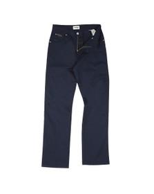 Wrangler Mens Blue Texas Jean
