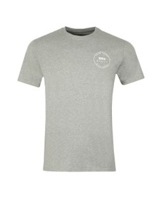 Edwin Mens Grey Trademark T Shirt