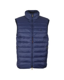 Polo Ralph Lauren Mens Blue Holden Down Gilet