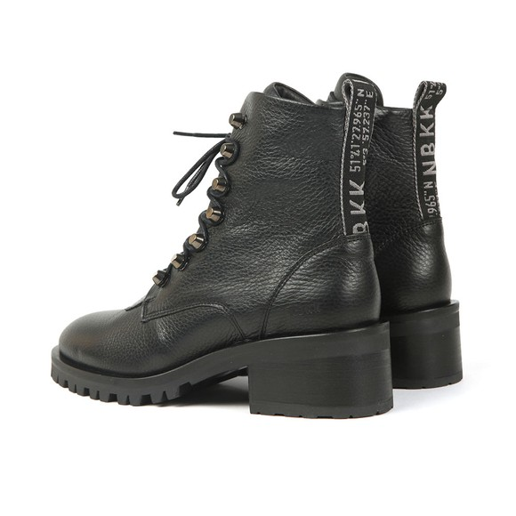 Nubikk Womens Black Djuna Cone Boot main image