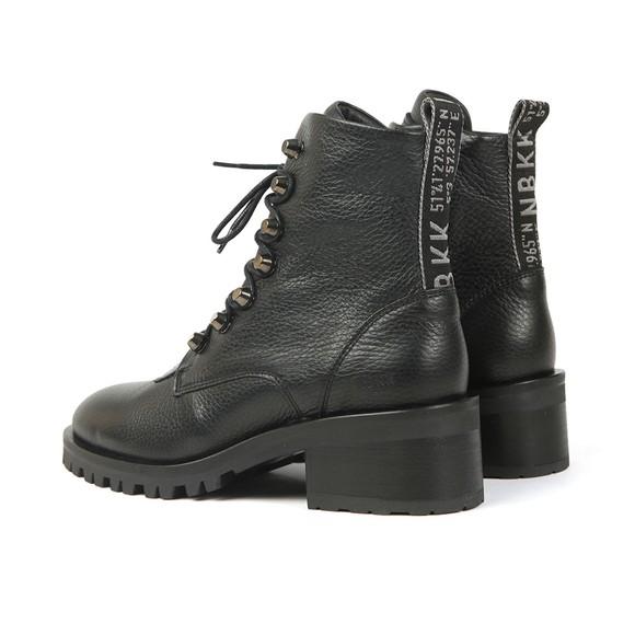 Nubikk Womens Black Djuna Cone Boot main image