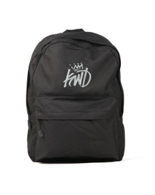 Kings Will Dream Mens Black Merrow Logo Backpack