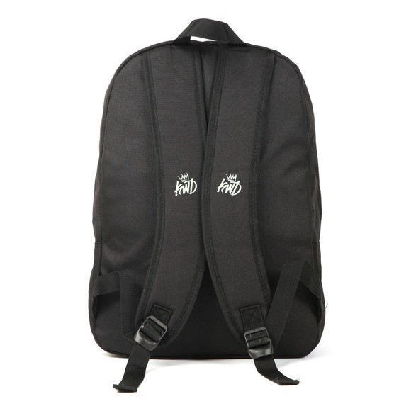 Kings Will Dream Mens Black Merrow Logo Backpack main image