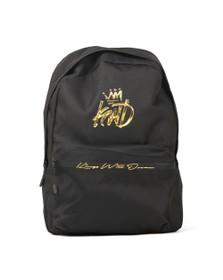 Kings Will Dream Mens Black Plovar Backpack