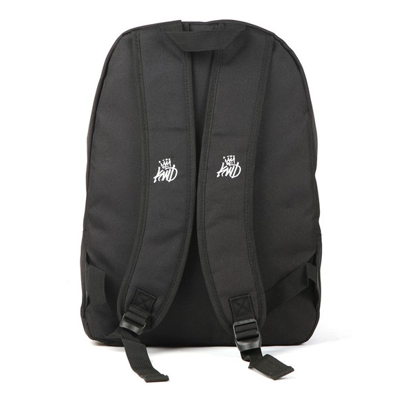Kings Will Dream Mens Black Plovar Backpack main image