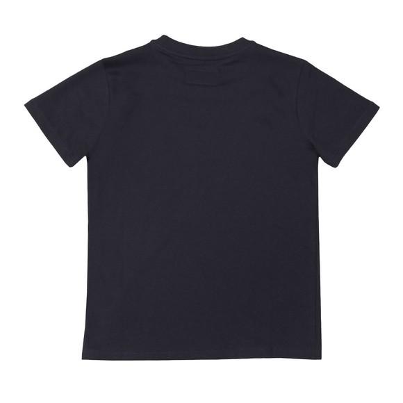 Emporio Armani Boys Blue Boys Milano Skyline Logo T Shirt main image
