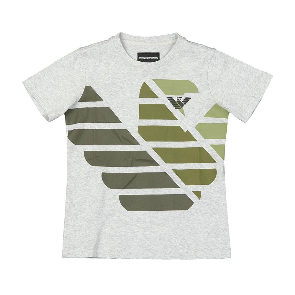 Boys 6G4DJD Large Logo T Shirt main image