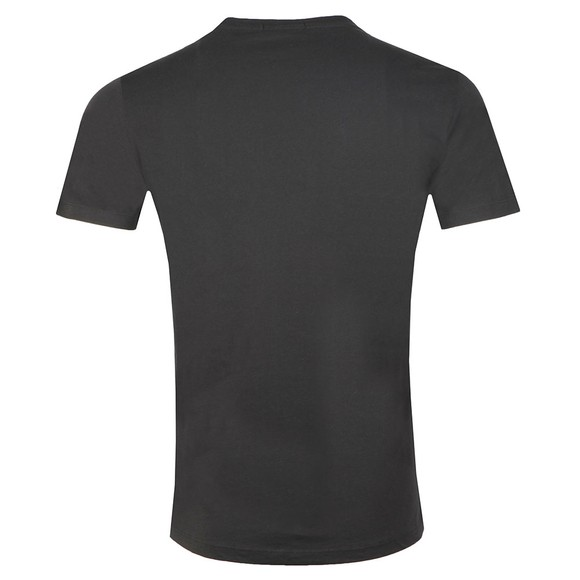 Replay Mens Black Bright Logo Tee main image