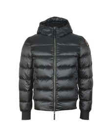 Parajumpers Mens Black Pharrell Puffer Jacket
