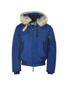 Parajumpers Mens Blue Gobi Jacket