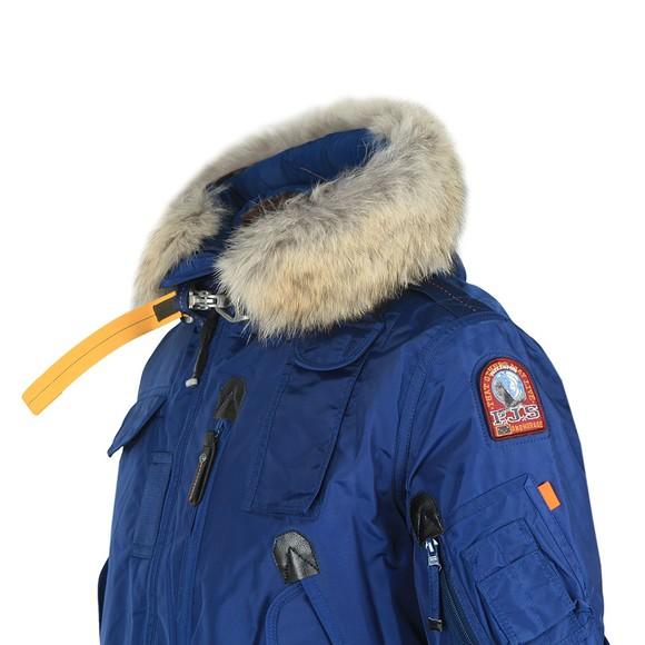Parajumpers Mens Blue Gobi Jacket