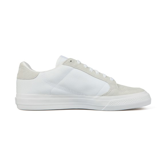 adidas Originals Mens White Continental Vulc Trainer