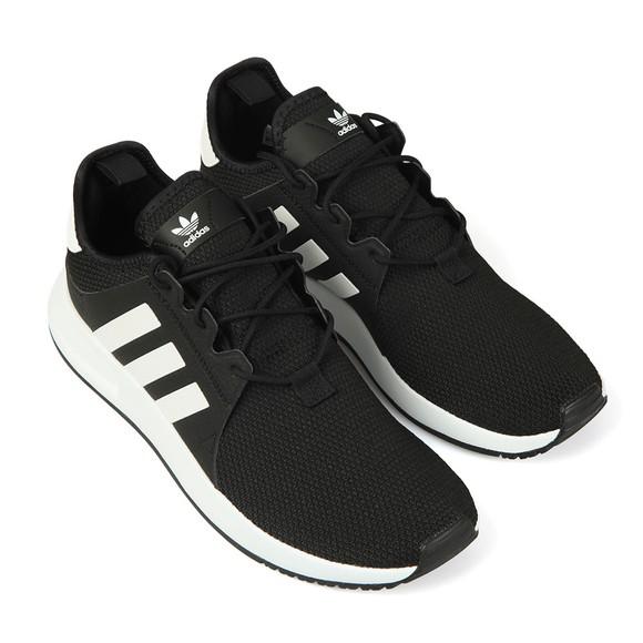 adidas Originals Mens Black X PLR Trainer main image