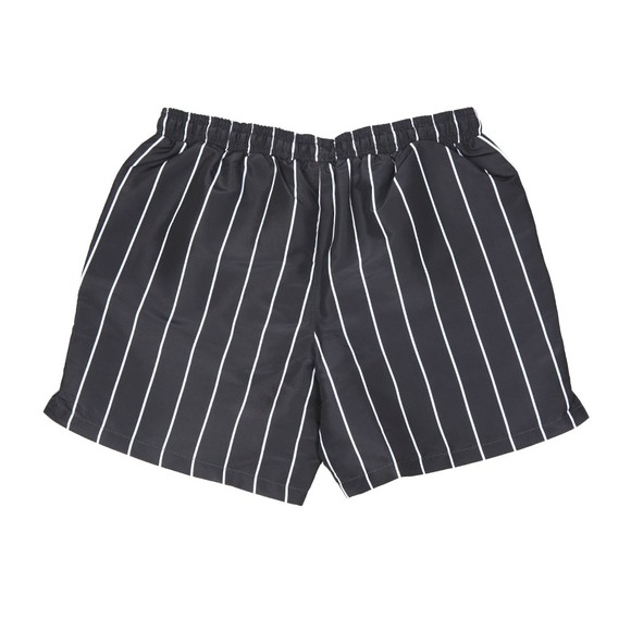 Kings Will Dream Mens Black Elbank Pinstripe Short main image