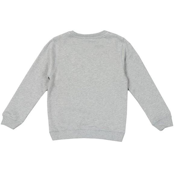 Kenzo Kids Boys Grey Super Kenzo Tiger Sweatshirt main image