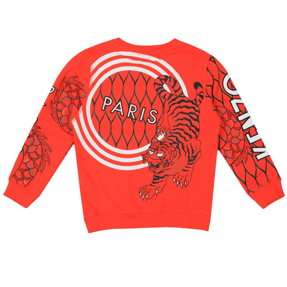 Gomer Japanese Dragon Sweatshirt main image
