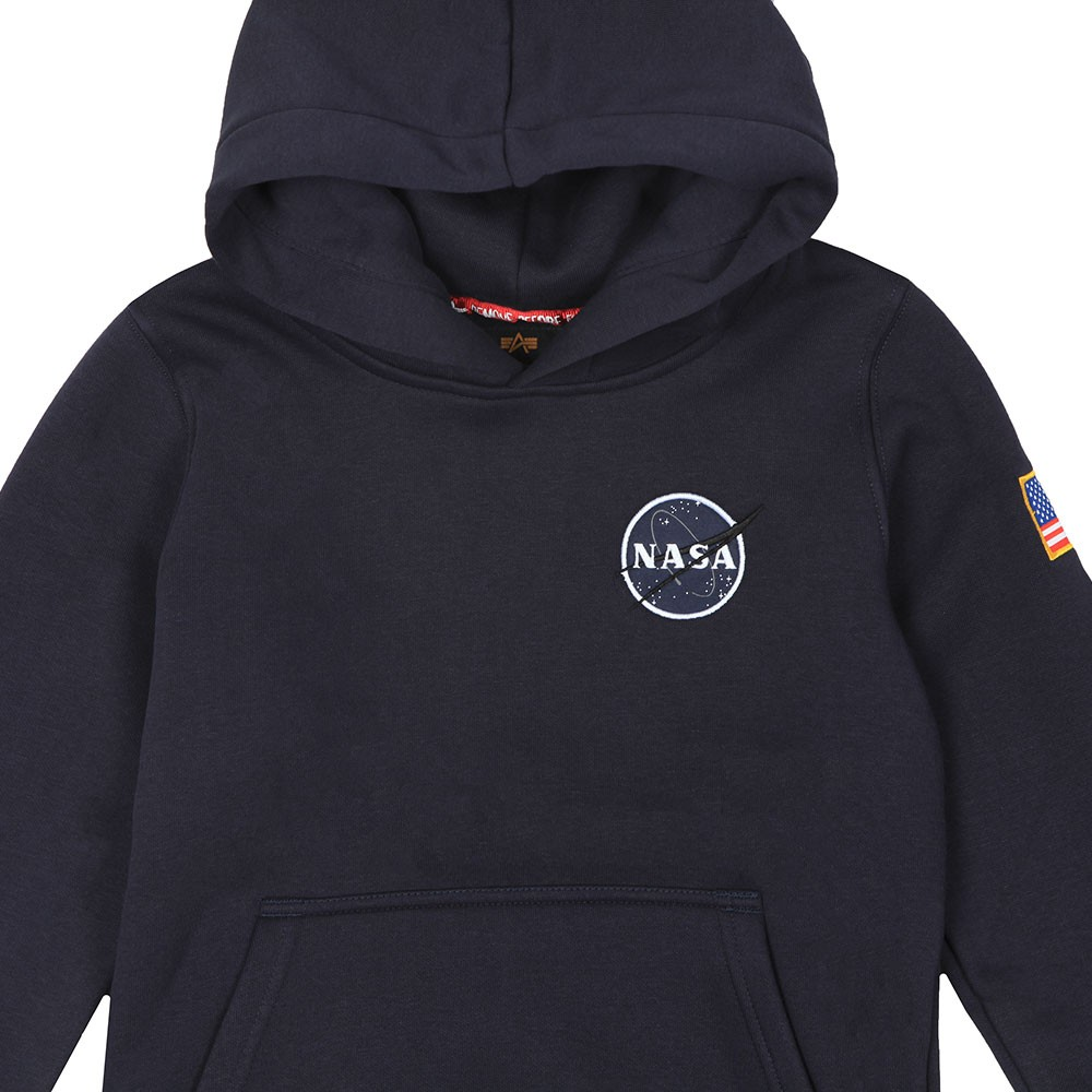 Boys Space Shuttle Hoody main image