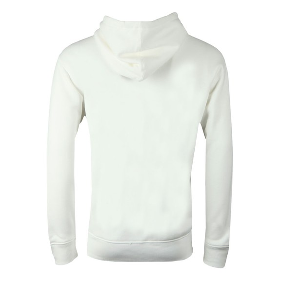 adidas Originals Mens White Vocal Full Zip Hoodie main image