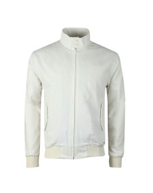 Fred Perry (Reissues) Mens Off-White Made in England Harrington