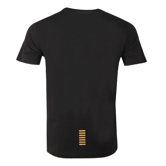 EA7 Emporio Armani Mens Black Core T-Shirt main image