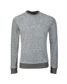 BOSS Mens Grey Casual Woxx Jumper