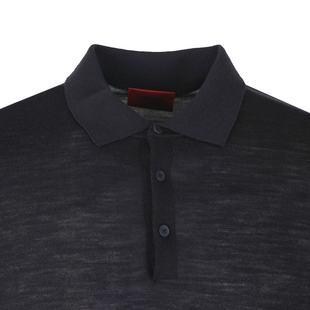 San Giovanni Knitted Polo Shirt main image