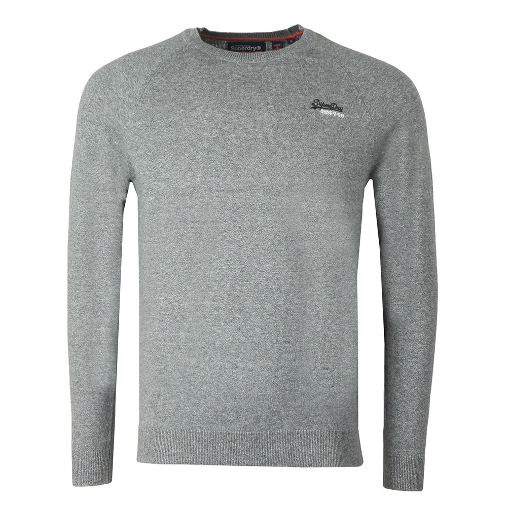 Cotton Crew Jumper main image