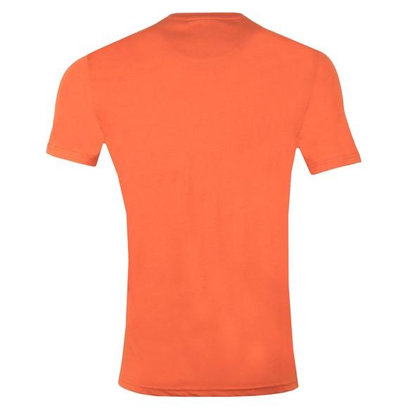Lyle and Scott Mens Brown Basic T-Shirt main image