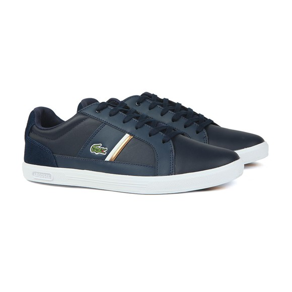 Lacoste Mens Blue Europa 319 Trainer main image