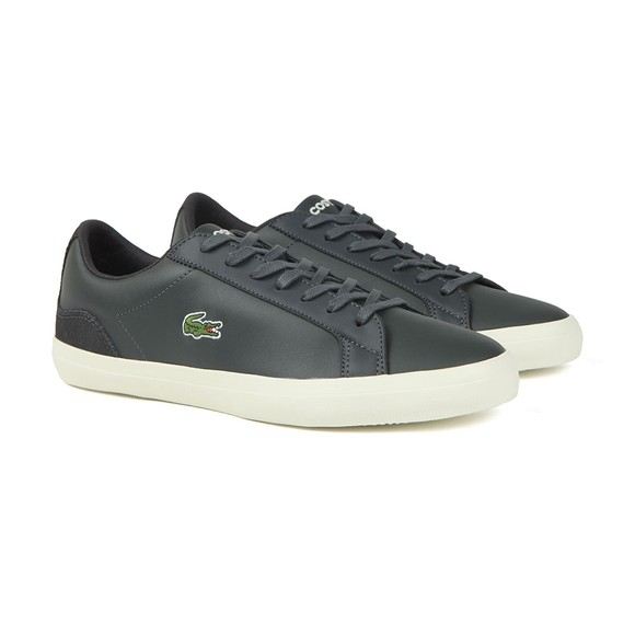 Lacoste Mens Grey Lerond 319 1 Cma Trainer main image