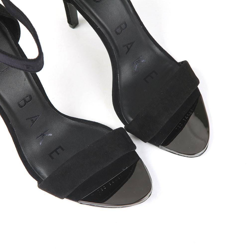 Ainm Elastic Strap Suede Sandals main image