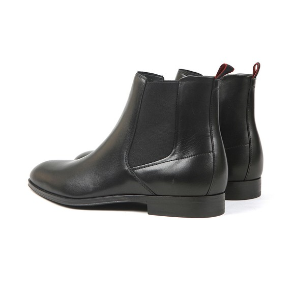 HUGO Mens Black Boheme Leather Chelsea Boot main image