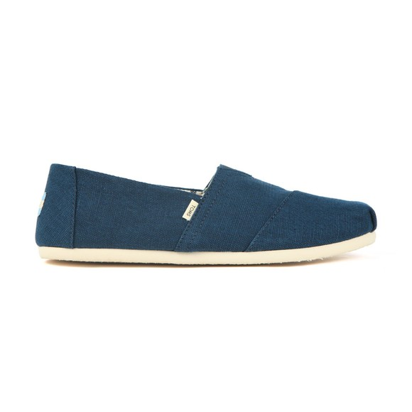 Toms Mens Blue Heritage Canvas