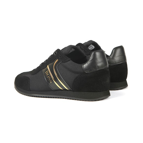 BOSS Boys Black Boys J29184 Trainer main image