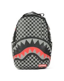 Sprayground Mens Black 3M Sharks In Paris Backpack