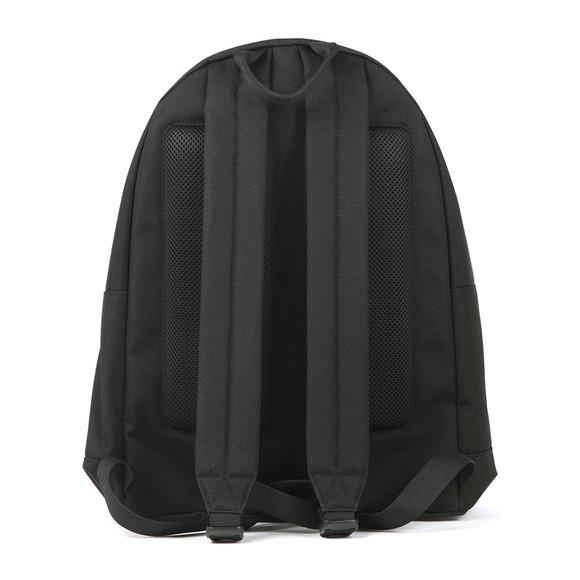 Lacoste Mens Black Backpack