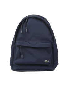 Lacoste Mens Blue Backpack