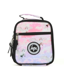Hype Girls Pink Unicorn Skies Lunch Bag