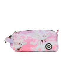 Hype Girls Pink Unicorn Skies Pencil Case
