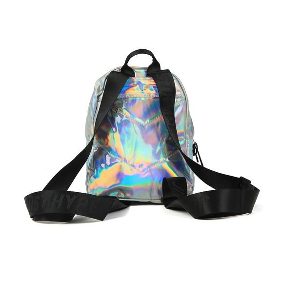 Hype Girls Silver Holo Mini Backpack