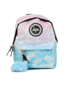 Hype Girls Black Cloud Fade Mini Backpack