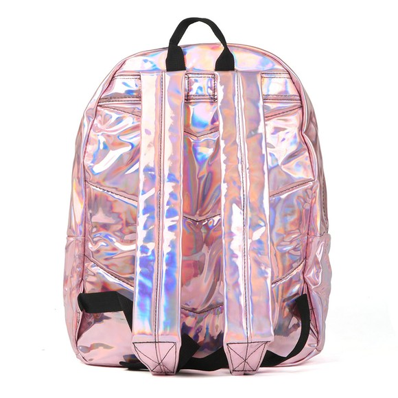 Hype Girls Pink Holographic Backpack main image