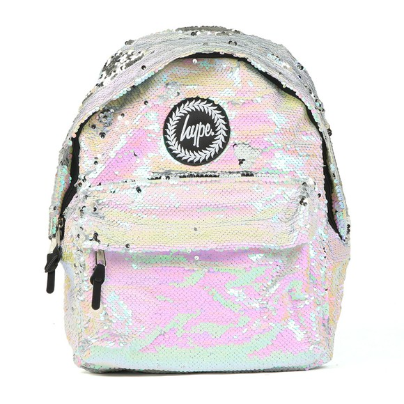 Hype Unisex Pink Unicorn Sequin Backapck main image