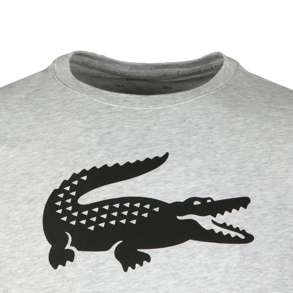 Lacoste Sport Mens Grey TH3377 Tee main image