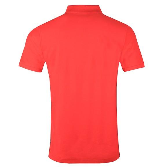 Psycho Bunny Mens Red Classic Polo Shirt main image