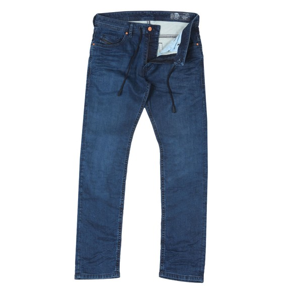 Diesel Mens Blue Thommer Jog Jean