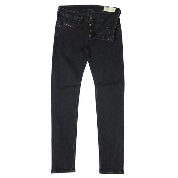 Diesel Mens Black Sleenker Jean