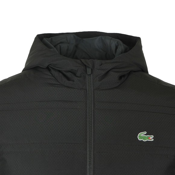 Lacoste Sport Mens Black BH8843 Jacket main image