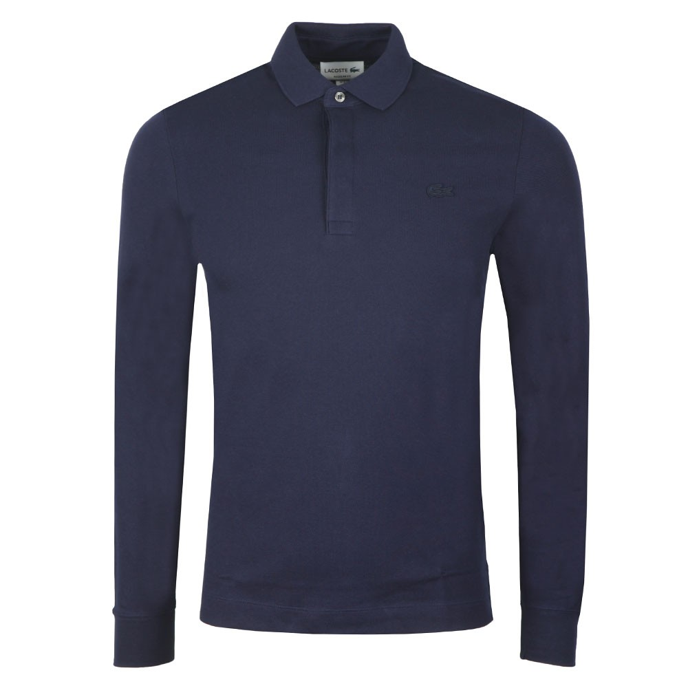 L/S Paris Polo main image