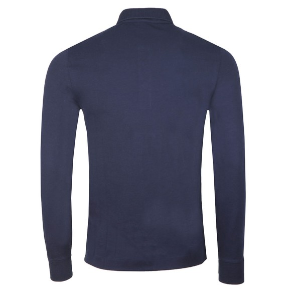 Lacoste Mens Blue L/S Paris Polo main image